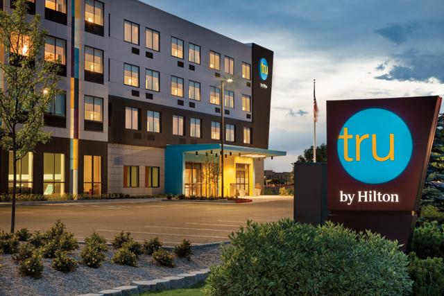 Tru by Hilton Meridian/Boise, ID — Garn Development