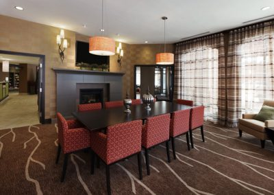 Private Room | Hilton Garden Inn | Ogden