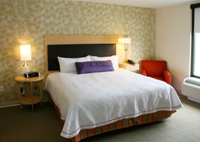 Home2 Suites Layton King guestroom