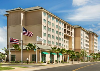 Exterior Flags | Embassy Suites by Hilton | Kapolei
