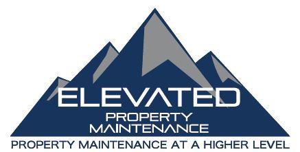 elevated property maintenance logo