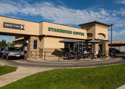 Starbucks on Antelope