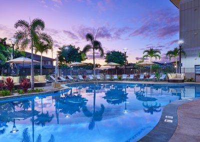 Residence_Inn_Marriott_Kapolei_Oahu0771_Pool_Sunset_Final