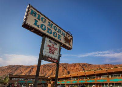 Big Horn Lodge, Moab, Utah